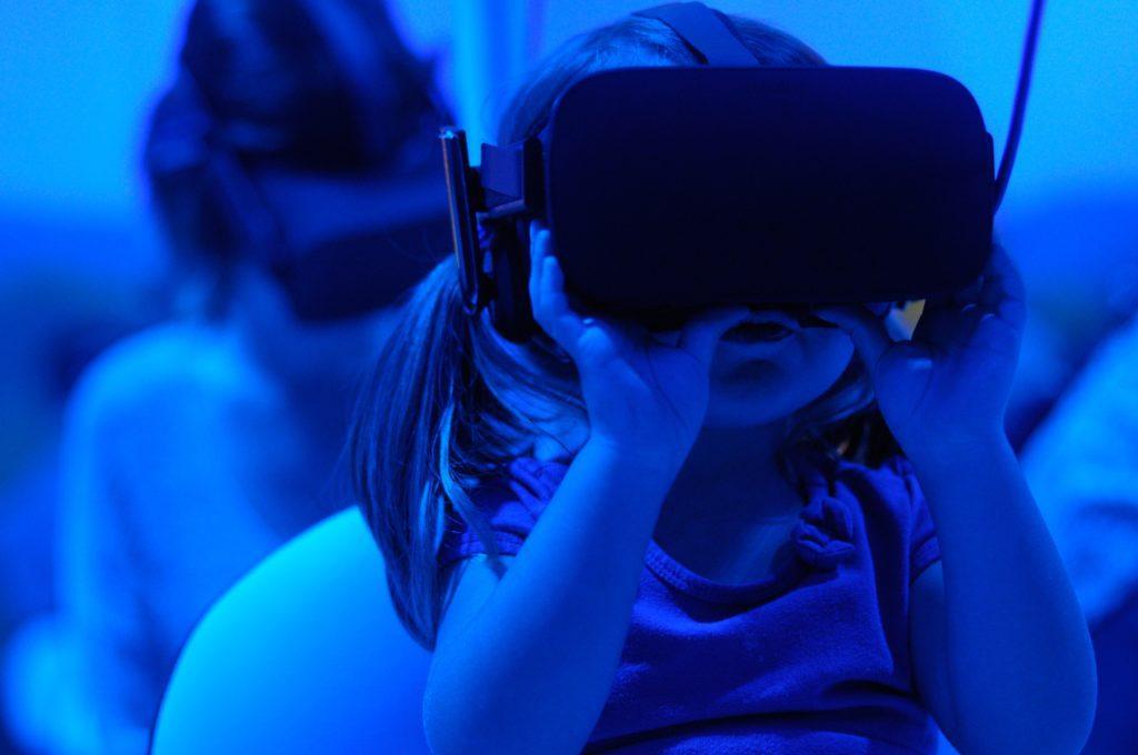 Realidad Virtual con tus hijos