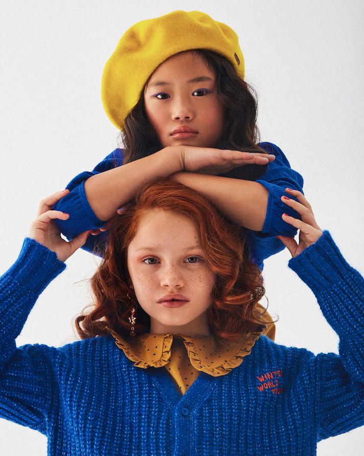 Winter Colors. Editorial de moda