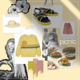 Total Look Picnic day
