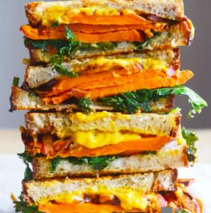 Los mejores sándwiches veganos