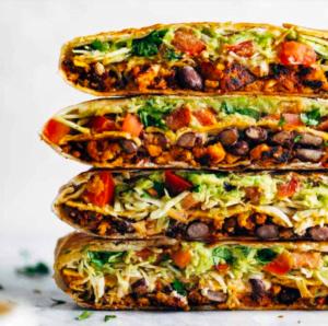 Sándwiches veganos